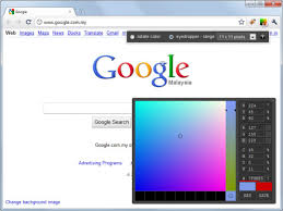 Useful Google Chrome Extensions For Web Designers Hongkiat Web Page Color Picker