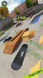 skateboard 2 apk free touchgrind skate 2 android apps on play