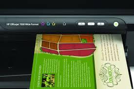 amazon com hp officejet 7000 wide format printer c9299a b1h