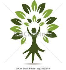 tree symbol tree people hand symbol logo tree people hand symbol icon eps