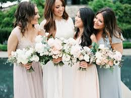 bridesmaid bouquets 7 bridal bouquets preowned wedding dresses