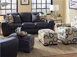 Sealy Leather Sofa Blue Leather Chair Scroll To Previous Item Navy Blue Leather