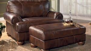 leather chair and a half with ottoman dressers glamorous leather chair and a half with ottoman for