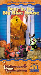 in the big blue house thanksgiving