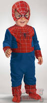 spiderman costume quality baby newborn infant size in spiderman