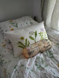 bed sheets floral pillow ikea tinyblueflowers u2022