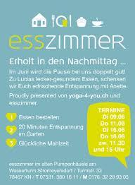 Das Esszimmer Konstanz Yoga For You U0026 Esszimmer In Konstanz Www Yoga 4 You Ch