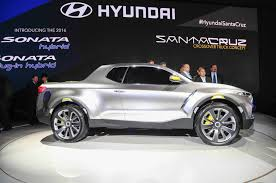 concept semi truck hyundai confirms plans to sell pickup truck in the u s