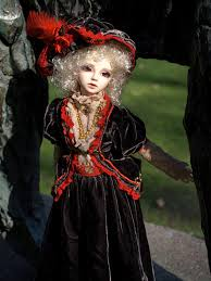 victorian steampunk style dress for 1 3 bjd sd10 13