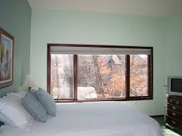 before u0026 after window treatments that camouflage a little
