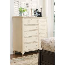Paula Deen Living Room Furniture - paula deen home 4 drawer gentlemans chest linen hayneedle