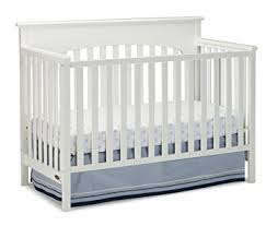 Convertible White Crib Graco Convertible Crib White Baby