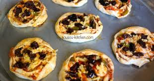 cuisine italienne pizza recettes de mini pizza et de cuisine italienne
