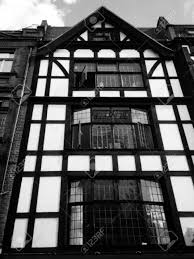 tudor house traditional english tudor house in london stock photo picture and