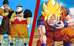 2 android 19 dragon ball hd wallpapers backgrounds wallpaper