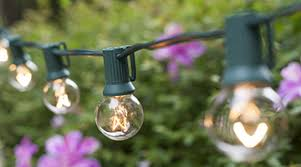 Patio String Lights by Patio And Party Lights