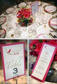 diy wedding menu cards diy papercake designs