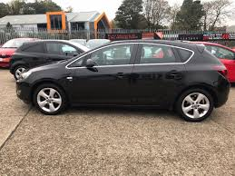 vauxhall astra second hand vauxhall astra 1 4t 16v sri 140 5dr for sale in