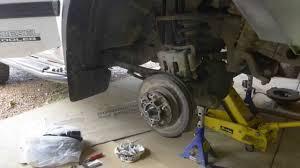 backyard mechanic 01 replacing nissan patrol wheel bearings youtube