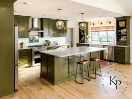 sherwin williams brown kitchen cabinets olive green kitchen cabinets painted by payne
