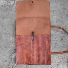 buy leather case for kitchen knives on livemaster online shop