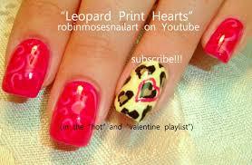 marble no water easy heart shape nail art design youtube heart