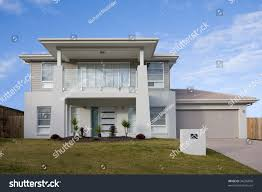 100 two storey house exterior view of a modern two storey