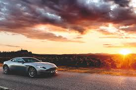 green aston martin db11 grand touring with the aston martin db11 in tuscany the aston