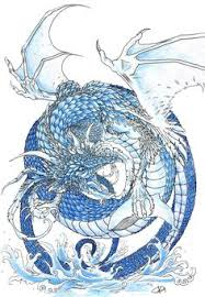 tattoo dragon water water dragon water dragon by cescavarium on deviantart birth