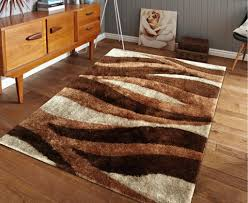 Turquoise Brown Rug Furniture U0026 Accessories Plushy Rug Area For Living Room Bedroom
