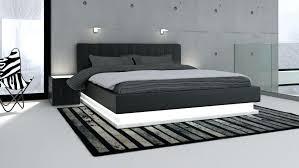 chambre a coucher gris et chambre blanc et noir chambre complete gloria noir et blanc