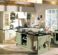 Cream Shaker Kitchen Cabinets by Country Style Kitchen Cabinets Ideas Country Style Kitchen Cabinet