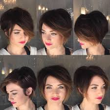 100 short hairstyles for women pixie bob undercut hair razor
