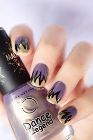 nails on fire hunger games nail design sonailicious
