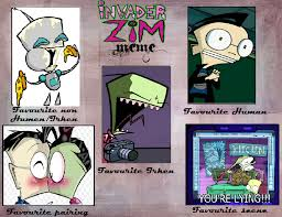 Invader Zim Memes - invader zim meme by simonfantic996 on deviantart