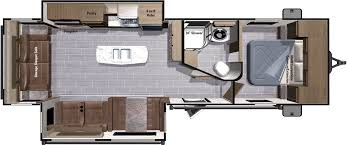 Forest River Travel Trailers Floor Plans 2017 Ultra Lite Travel Trailers By Highland Ridge Rv
