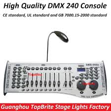 sale international standard dmx 240 controller moving