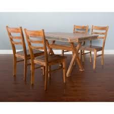 rustic kitchen u0026 dining room table sets hayneedle