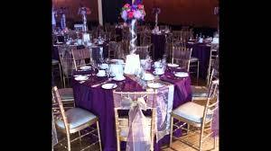 events toronto wedding and decor youtube