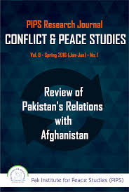 pak institute for peace studies pips