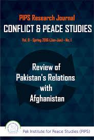 pak institute for peace studies pips