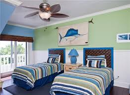 Outdoor Wainscoting Modern Guest Bedroom With Wainscoting U0026 Bamboo Floors In Indian