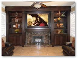kitchen fireplace tv niche expoluzrd