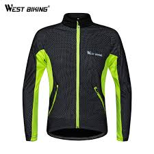 thermal cycling jacket west biking thermal cycling jacket winter warm up velvet bicycle