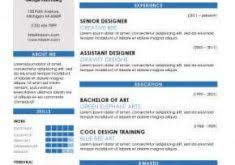Resume Word Template Chic And Creative Resume Word Template 7 Top 10 Best Templates