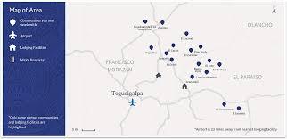 Honduras On World Map by Honduras Business Brigades