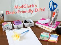 Work Desk Accessories Desk Decor Diy Desk Glam Give Your Cubicle Office Or Work Space A