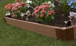 composite raised beds and lightweight plastic raised gardens