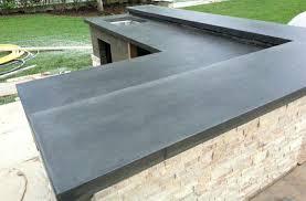 outdoor kitchen countertops ideas outdoor kitchen countertops concrete concrete cast concrete outdoor