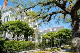 New Orleans Zip Code Map New Orleans Homes Neighborhoods Architecture And Real Estate